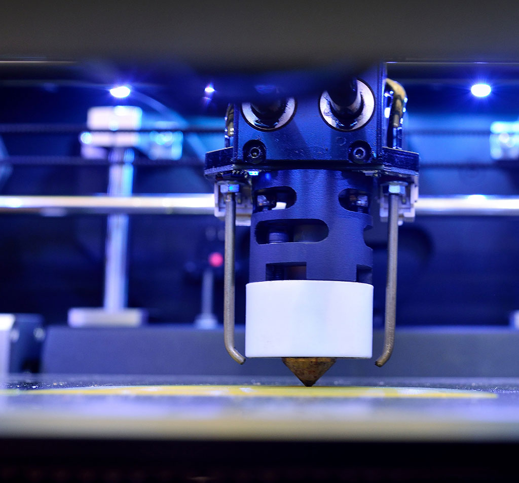 4D CT Scanning - 3D Printer