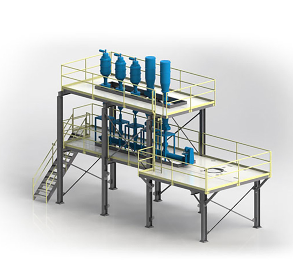 Process Equipment Frame