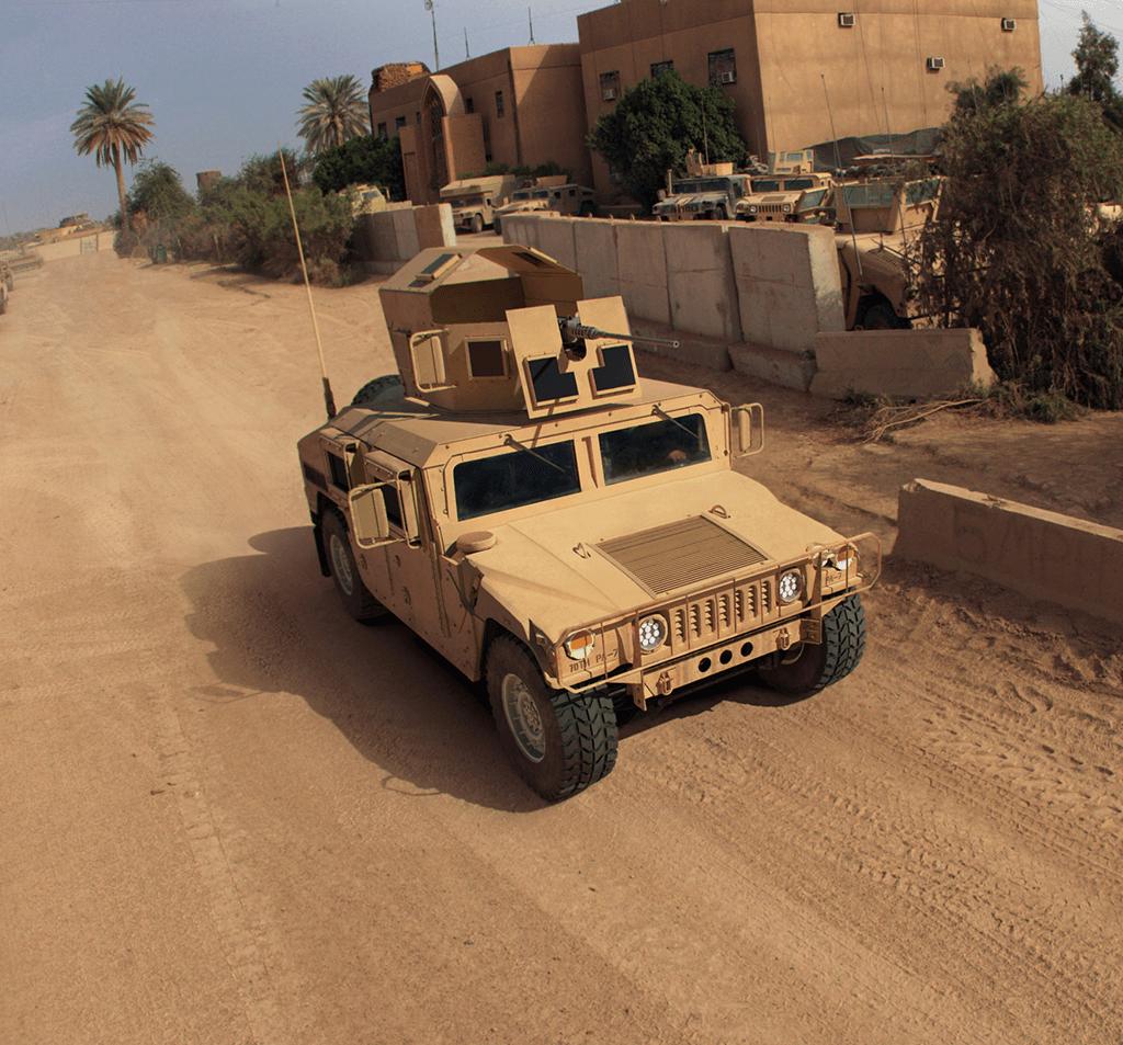CRG Vehicle Composite